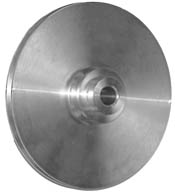 Paddle Speed Reduction Pulley